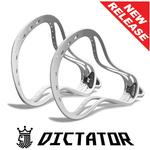 Brine Lacrosse Dictator Face Off Head Unstrung