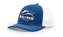 Long Beach Sharks Richardson Hat