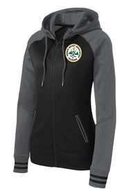Arvada Hockey Womens Full Zip Hoodie